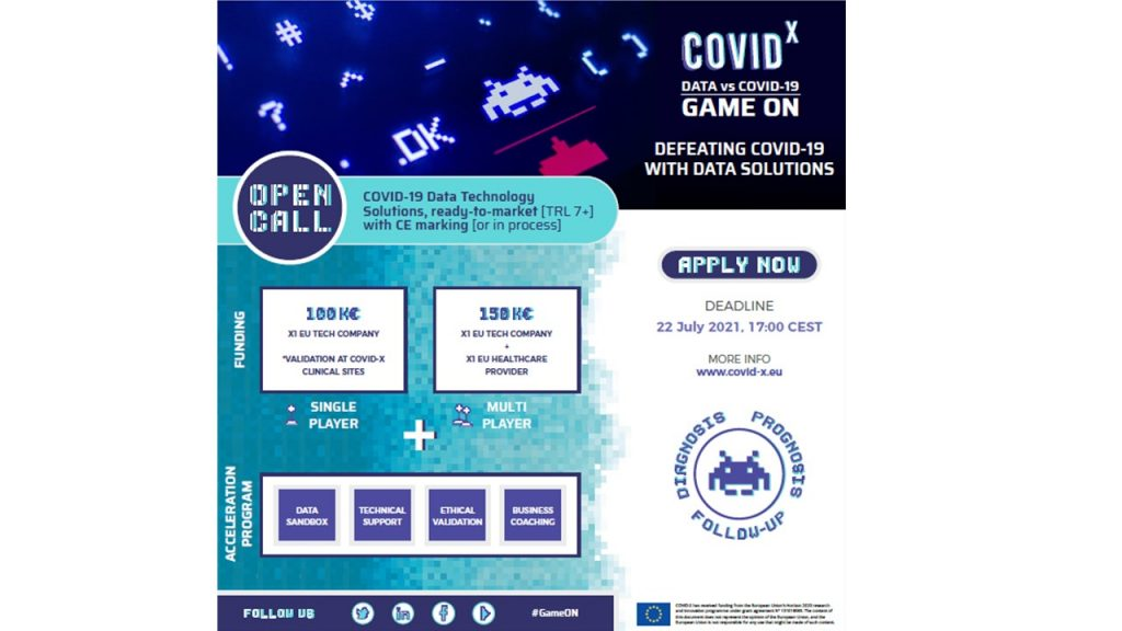 COVID-X Flyer